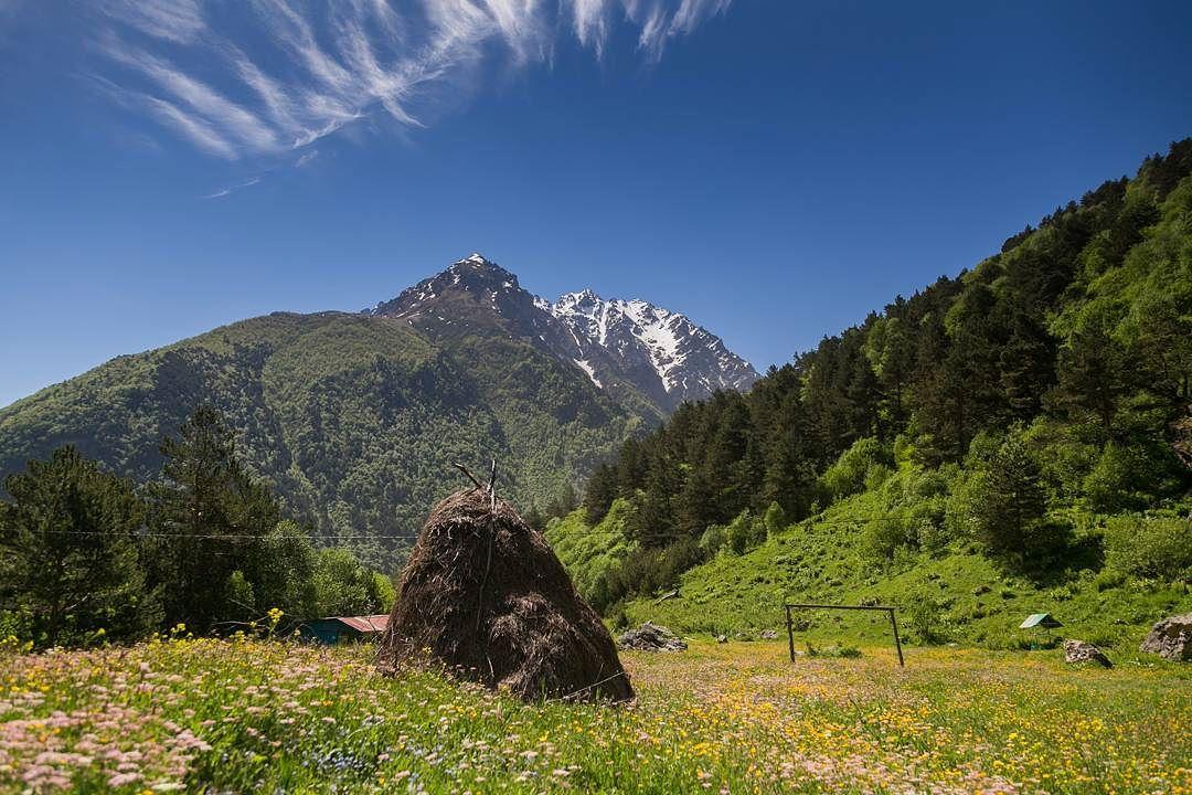Экскурсия по Дигории Северная Осетия