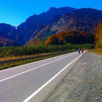 Экскурсии и поездки в горы Осетии.