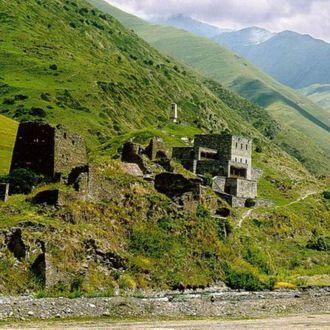 Нар РОдина Коста Хетагурова, Осетия